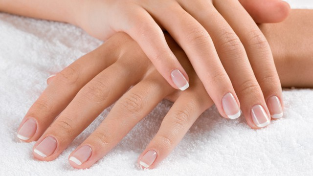 treat your nails at home