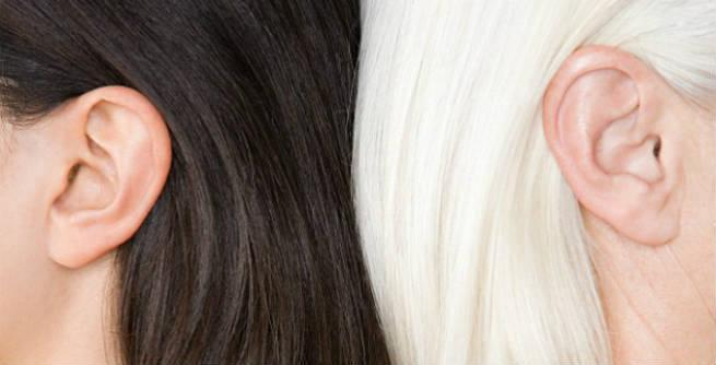 White-Hair Home Remedies To Get Rid of White Hair