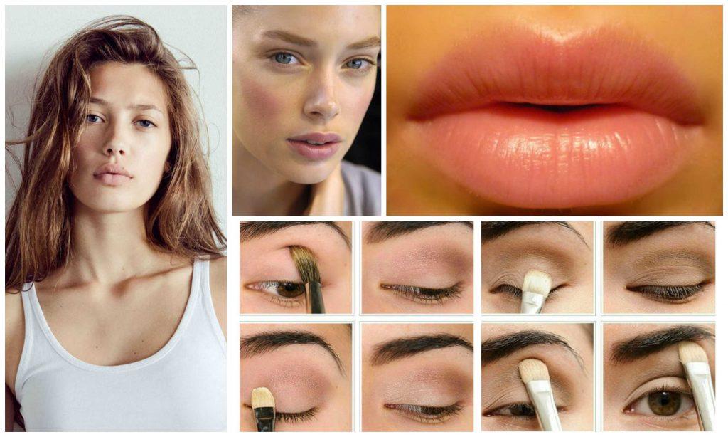no-makeup-1024x614 Super Natural Summer Trends