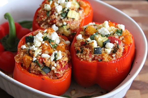 Delicious Stuffed Vegetables Recipe