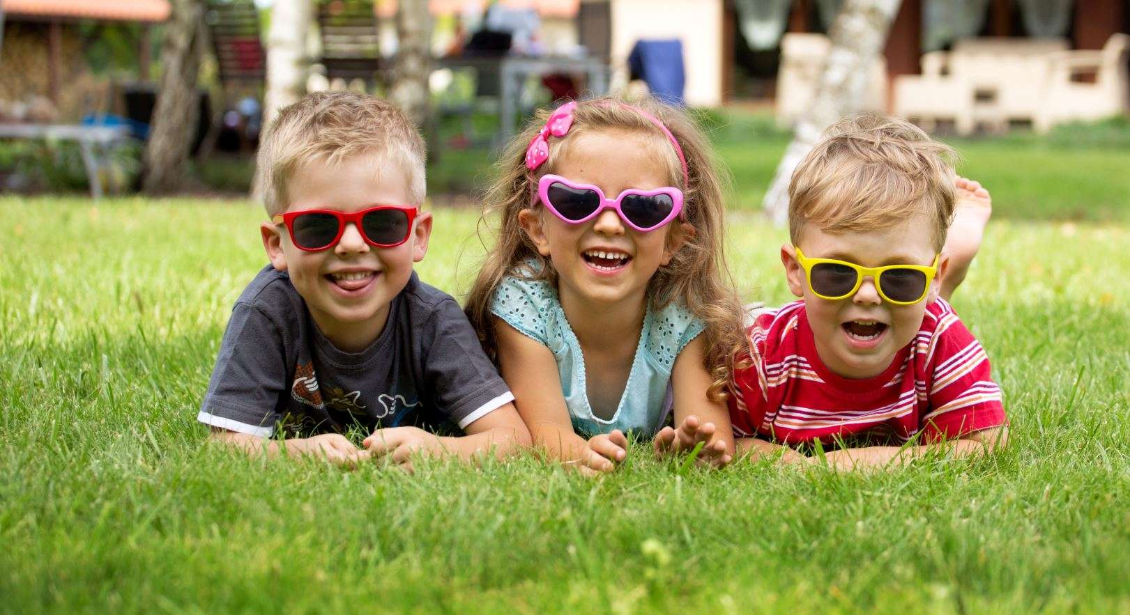 Fun in the Sun - Keeping Your Kids Protected From Sunburns