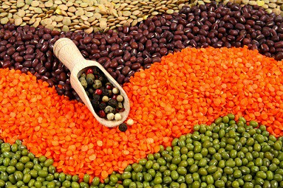 beans How to Eat Healthy On a Budget