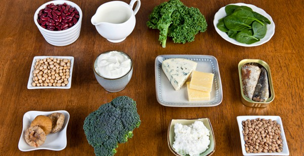 calcium-and-vitamin-d-rich-foods The 9 Best Foods for Strong Bones