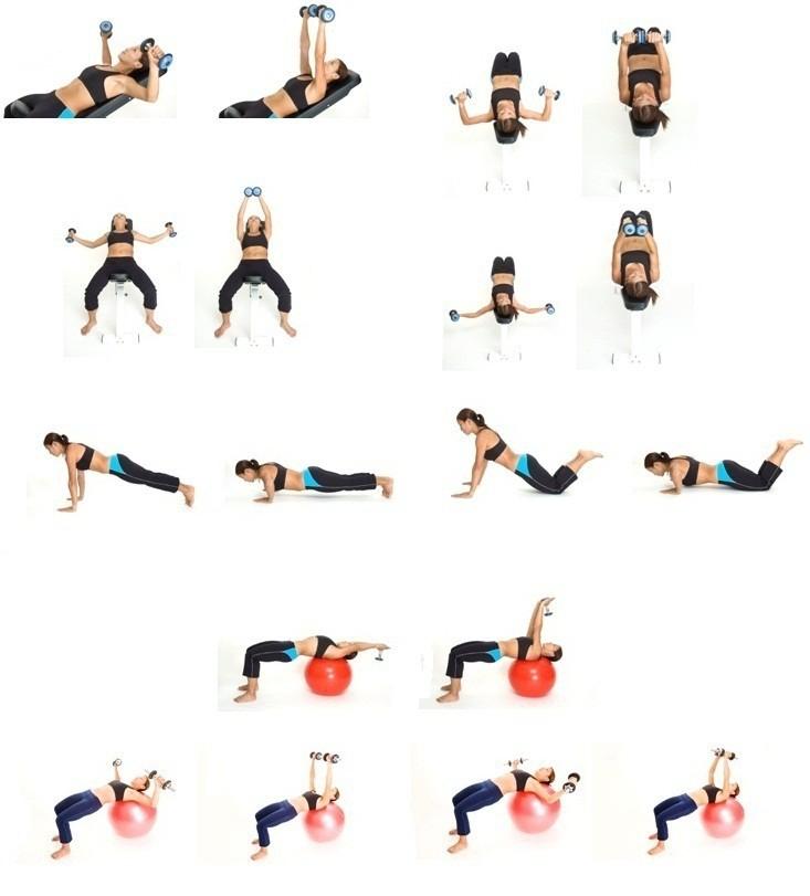 Natural Tits Workout