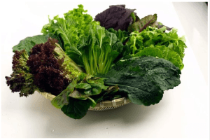darky-leafy-greens-300x200 The 9 Best Foods for Strong Bones