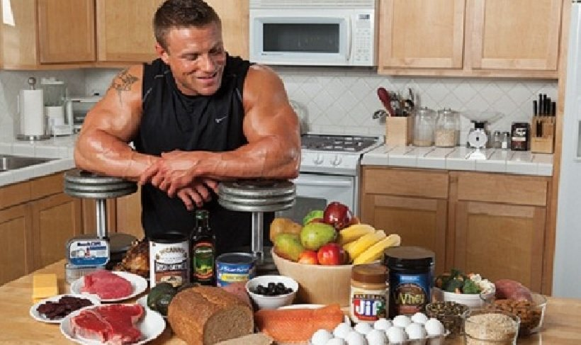 Double-the-Food Best Foods For Muscle Building