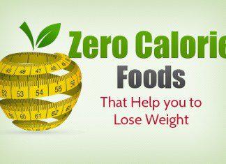 Zero Calorie Food