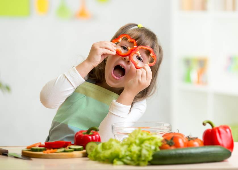 Kids-to-Eat-More-Veggies How to Attract Your Kids to Eat More Veggies?