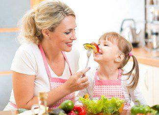 Kids to Eat More Veggies