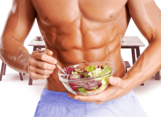Men's Fitness and Diet