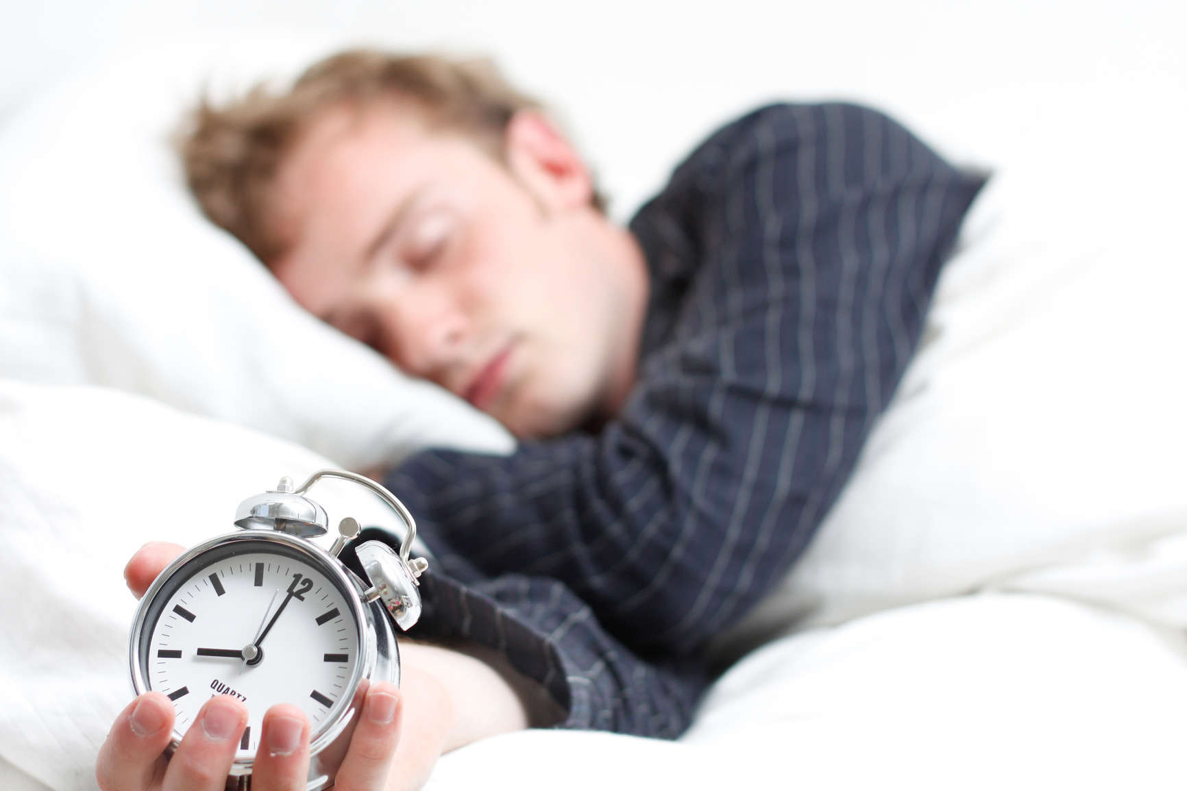 Sleep Feel Tired All The Time? This Could Be Why