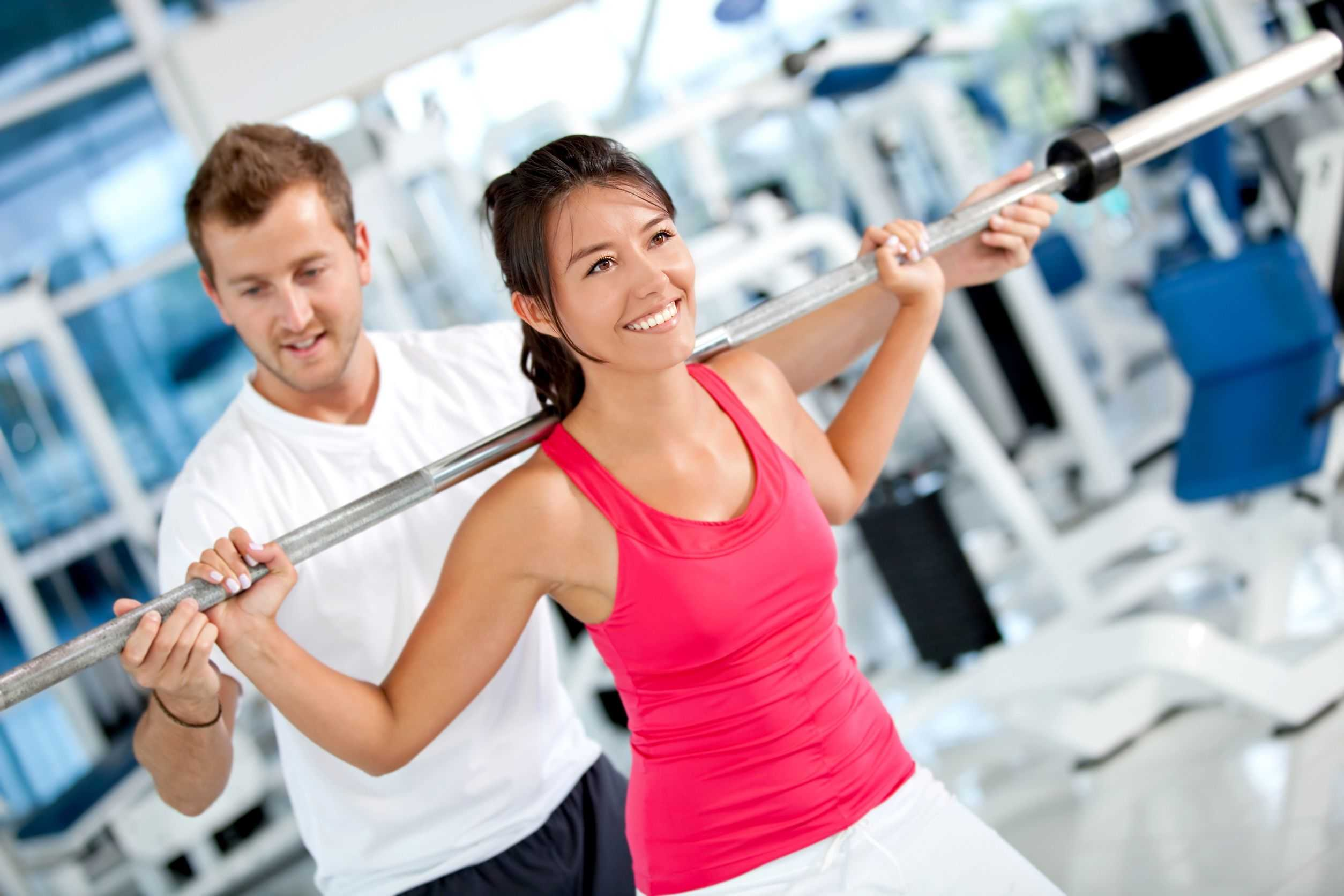 Personal-Training-1 Simple Lifestyle Changes to Make Acne Go Away