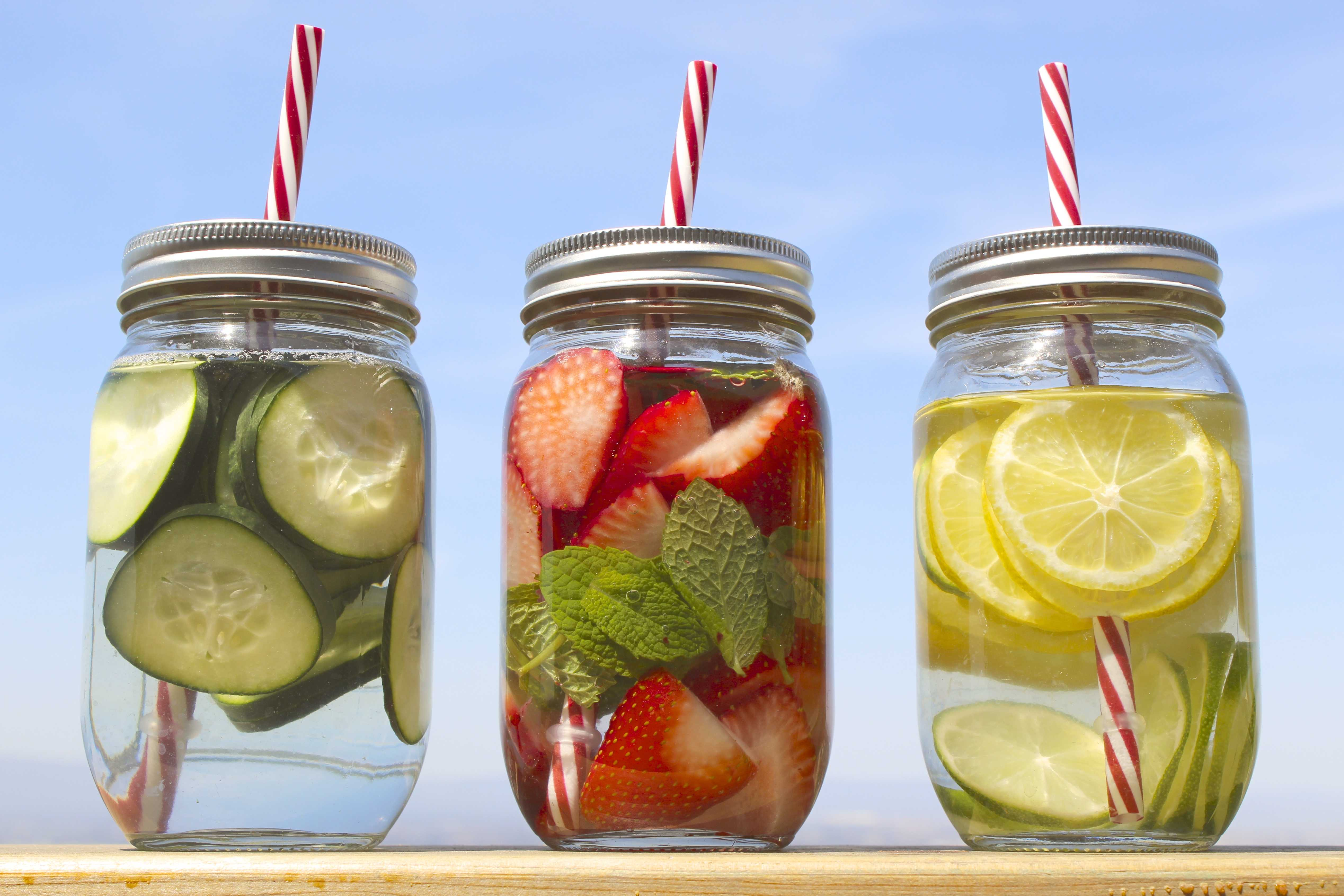 detox-water Top Ten Detox Water Recipes for Rapid Weight Loss