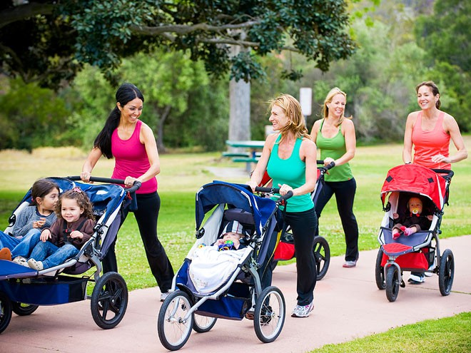 excerise-4-660 4 ways to continue your training after you had a baby