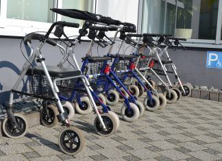 rollator-parking