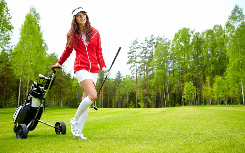 golf-push-cart1 Using Golf Push Cart: Why It is Good for your Health