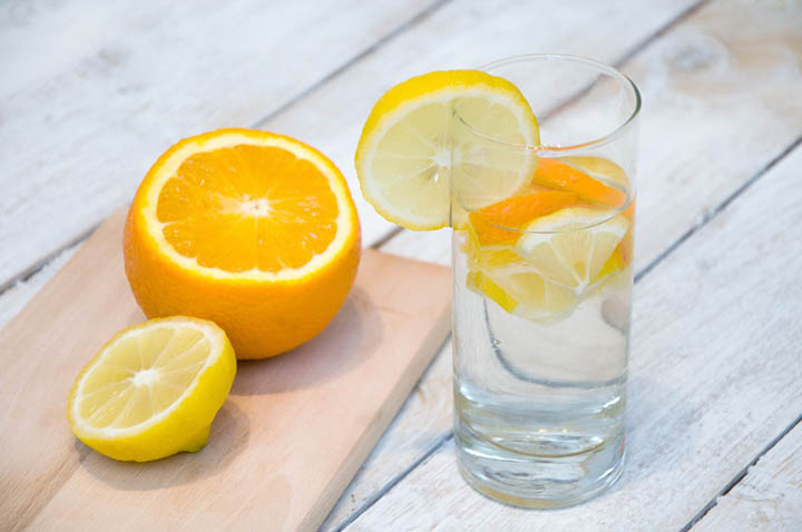 Orange-Detox-Water-Recipes-2 2 Delicious Orange Detox Water Recipes For You and Your Skin