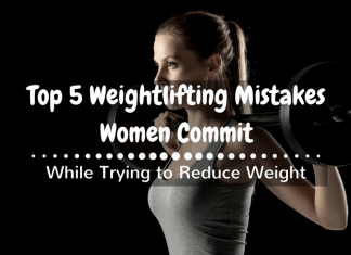 Top 5 Weightlifting Mistakes Women Commit