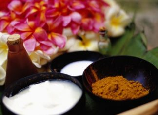 Ayurvedic treatment helps hair re-growth.