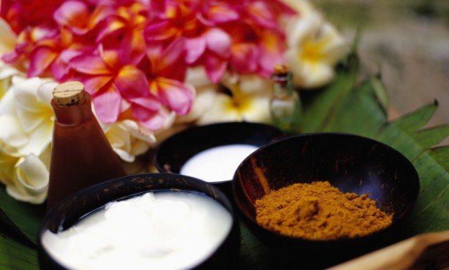 Ayurvedic treatment helps hair re-growth.