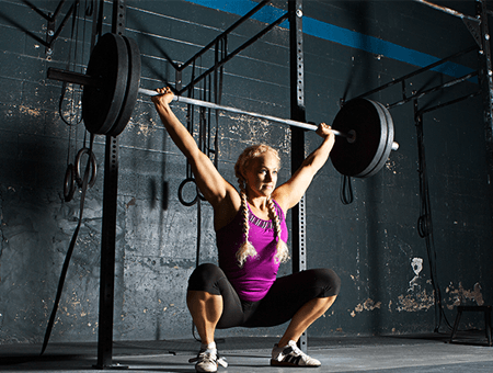 heavy-weightlifting Top 5 Weightlifting Mistakes Women Commit While Trying to Reduce Weight