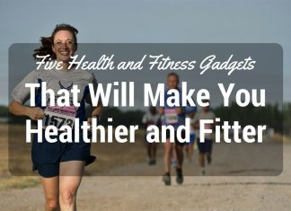 Health and Fitness Gadgets