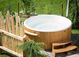 Relaxation Station - 5 Benefits to Having a Home Hot Tub