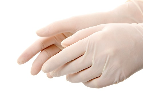 vinyl-glove Protection Through Vinyl Gloves In Medical Industry