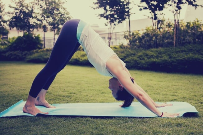 2-1 5 yoga poses to reduce belly fat