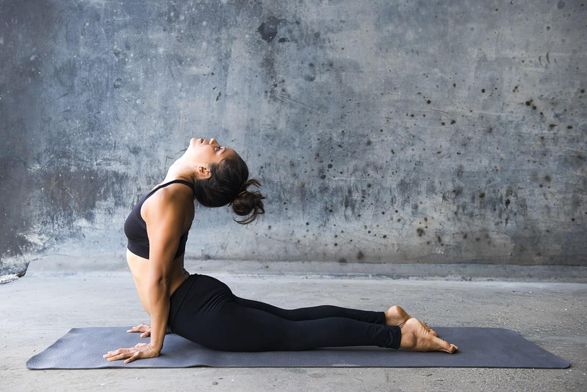 luusto Take Up Yoga To Achieve A Healthy Lifestyle Both Physically and Mentally