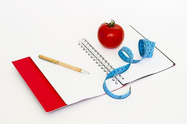 notebook-health 5 Organizing Tips to Methodize Your Weight Loss