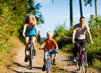 10 Reasons To Get On Your Bike To Improve Your Health