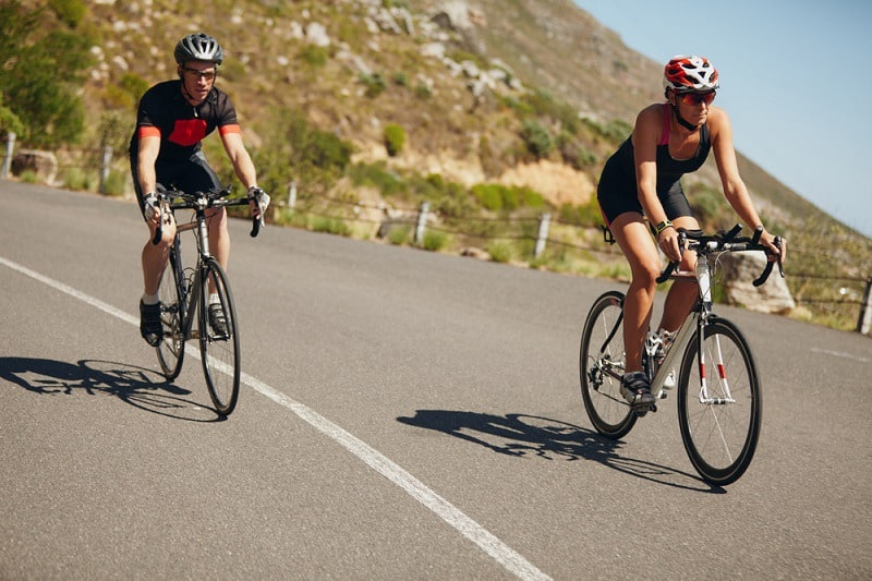 Biking-help-make-friends 10 Reasons To Get On Your Bike To Improve Your Health