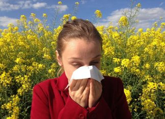 Spring Allergy or Something More Serious