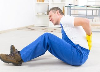 Injuries Still Happen in The Workplace