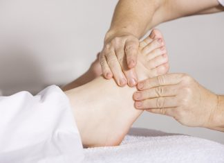 Relieving Foot Pain