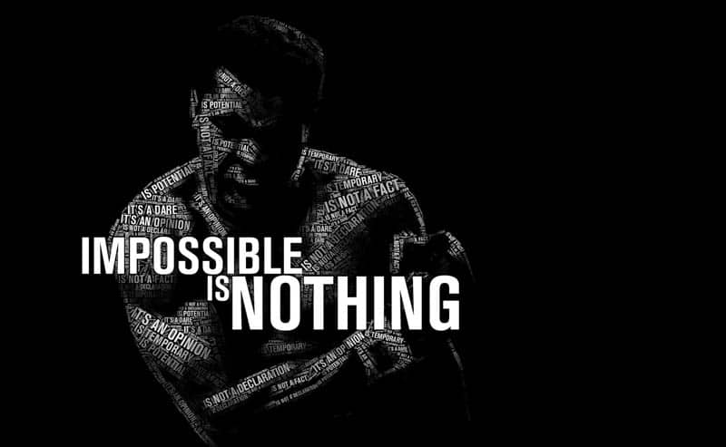 impossible-is-nothing-muhammad-ali How to Experience Greater Achievements with Self-Motivation