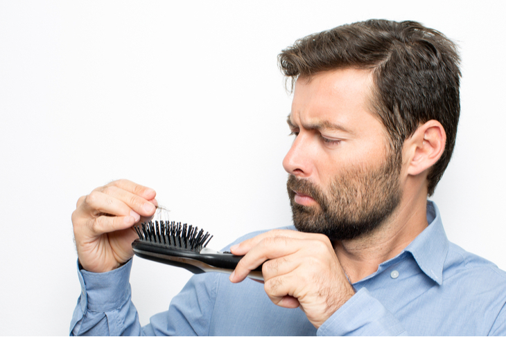 Could Your Diet Be The Cause Of Your Hair Loss?